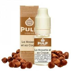 E-liquide La Noisette et sa Coque - Pulp